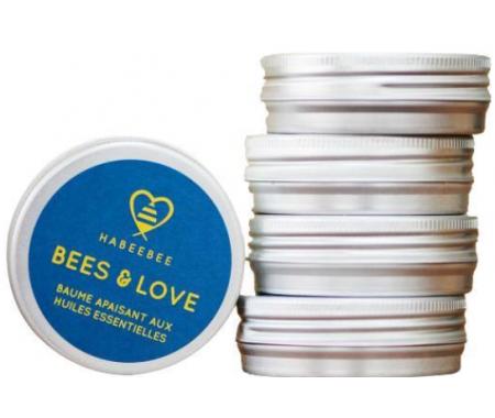 "Baume apaisant ""Bees & Love"""